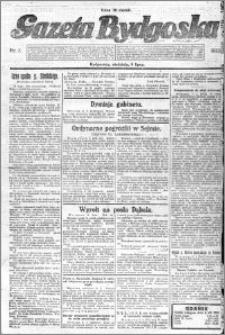 Gazeta Bydgoska 1922.07.09 R.1 nr 7