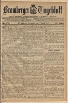 Bromberger Tageblatt. J. 32, 1908, nr 185