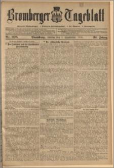 Bromberger Tageblatt. J. 32, 1908, nr 208
