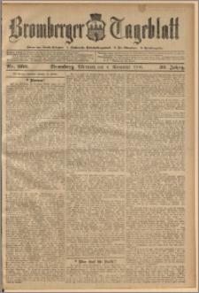 Bromberger Tageblatt. J. 32, 1908, nr 260