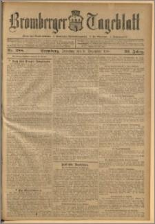 Bromberger Tageblatt. J. 32, 1908, nr 288