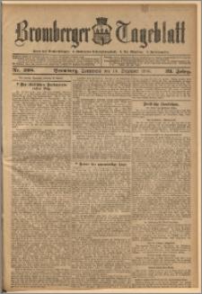 Bromberger Tageblatt. J. 32, 1908, nr 298
