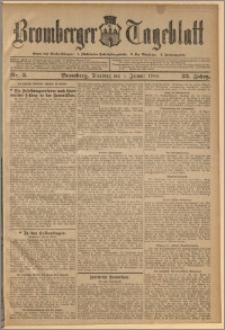 Bromberger Tageblatt. J. 33, 1909, nr 3