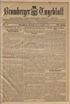 Bromberger Tageblatt. J. 33, 1909, nr 4