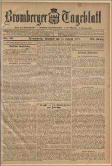 Bromberger Tageblatt. J. 33, 1909, nr 10