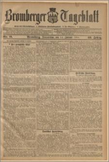 Bromberger Tageblatt. J. 33, 1909, nr 11