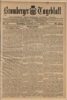 Bromberger Tageblatt. J. 33, 1909, nr 17