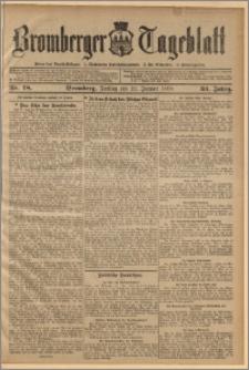 Bromberger Tageblatt. J. 33, 1909, nr 18