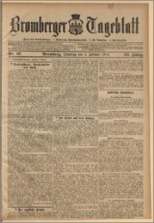 Bromberger Tageblatt. J. 33, 1909, nr 27