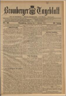 Bromberger Tageblatt. J. 33, 1909, nr 30