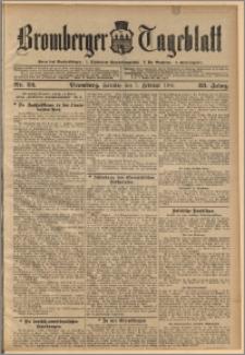 Bromberger Tageblatt. J. 33, 1909, nr 32