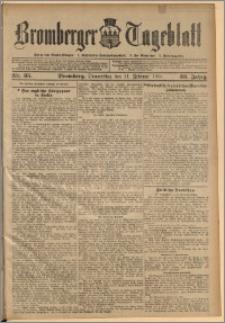 Bromberger Tageblatt. J. 33, 1909, nr 35