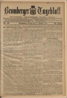 Bromberger Tageblatt. J. 33, 1909, nr 36