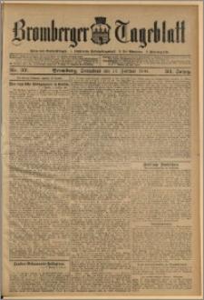 Bromberger Tageblatt. J. 33, 1909, nr 37
