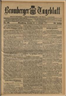 Bromberger Tageblatt. J. 33, 1909, nr 38