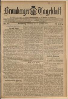 Bromberger Tageblatt. J. 33, 1909, nr 39