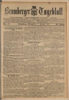 Bromberger Tageblatt. J. 33, 1909, nr 40