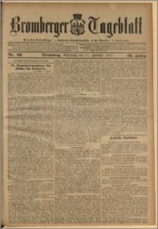 Bromberger Tageblatt. J. 33, 1909, nr 46
