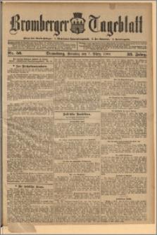Bromberger Tageblatt. J. 33, 1909, nr 56