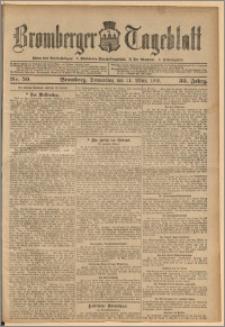 Bromberger Tageblatt. J. 33, 1909, nr 59