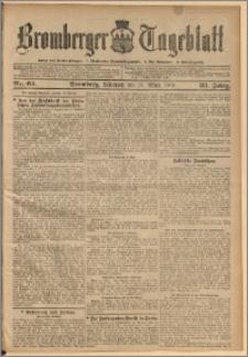 Bromberger Tageblatt. J. 33, 1909, nr 64
