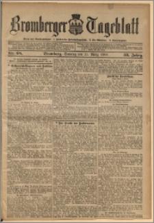 Bromberger Tageblatt. J. 33, 1909, nr 68