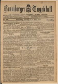 Bromberger Tageblatt. J. 33, 1909, nr 69