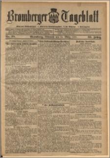 Bromberger Tageblatt. J. 33, 1909, nr 70