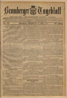 Bromberger Tageblatt. J. 33, 1909, nr 76