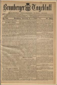 Bromberger Tageblatt. J. 33, 1909, nr 241