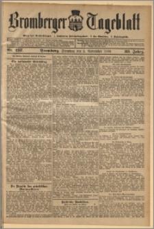 Bromberger Tageblatt. J. 33, 1909, nr 257