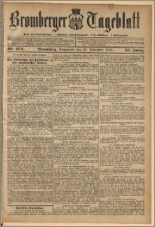 Bromberger Tageblatt. J. 33, 1909, nr 272