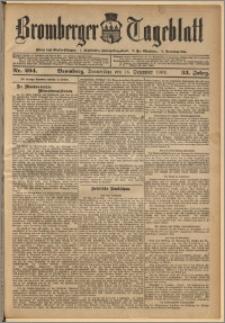 Bromberger Tageblatt. J. 33, 1909, nr 294