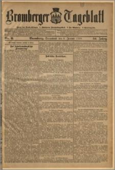 Bromberger Tageblatt. J. 34, 1910, nr 6