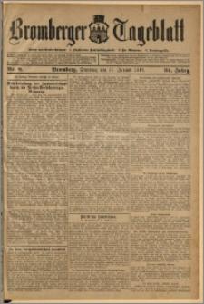 Bromberger Tageblatt. J. 34, 1910, nr 8