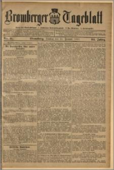 Bromberger Tageblatt. J. 34, 1910, nr 11