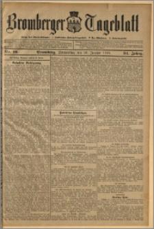 Bromberger Tageblatt. J. 34, 1910, nr 16