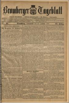 Bromberger Tageblatt. J. 34, 1910, nr 18