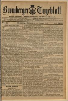 Bromberger Tageblatt. J. 34, 1910, nr 21