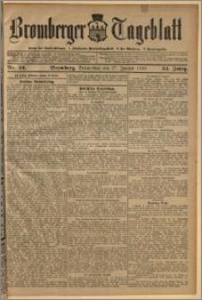 Bromberger Tageblatt. J. 34, 1910, nr 22