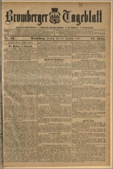 Bromberger Tageblatt. J. 34, 1910, nr 23