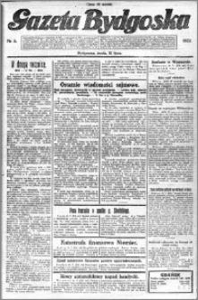 Gazeta Bydgoska 1922.07.12 R.1 nr 9