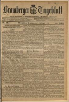 Bromberger Tageblatt. J. 34, 1910, nr 26