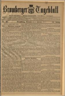 Bromberger Tageblatt. J. 34, 1910, nr 27