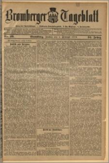 Bromberger Tageblatt. J. 34, 1910, nr 29