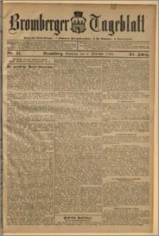 Bromberger Tageblatt. J. 34, 1910, nr 31