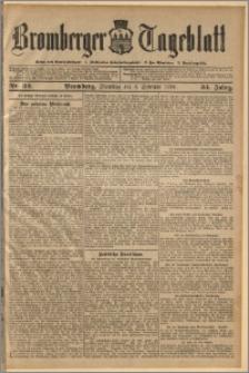 Bromberger Tageblatt. J. 34, 1910, nr 32