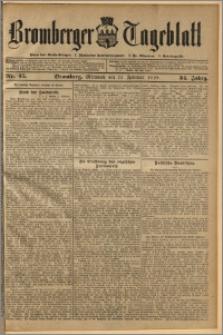 Bromberger Tageblatt. J. 34, 1910, nr 45