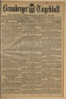 Bromberger Tageblatt. J. 34, 1910, nr 50