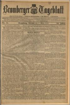 Bromberger Tageblatt. J. 34, 1910, nr 51